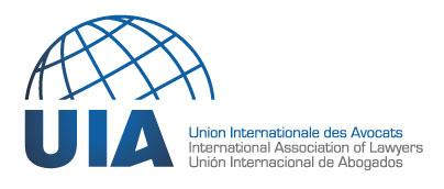 Member of the International Union of Lawyers – UIA